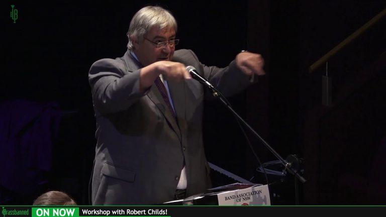 Dr. Robert Childs – Live Masterclass