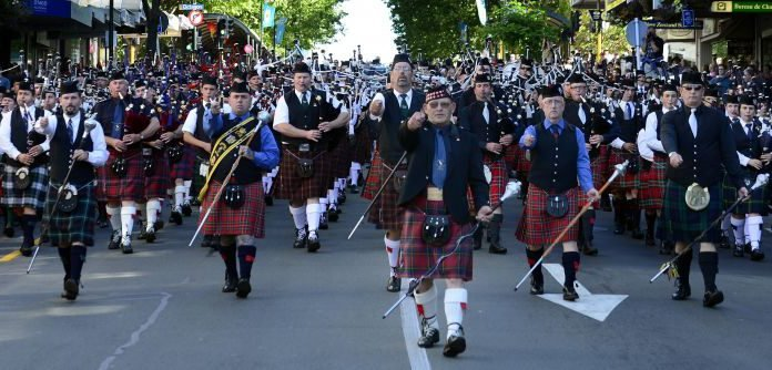 NZ Pipe Bands 2020